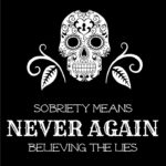 """36 Days Sober – My """"never again"""" list… since I've quit drinking"""